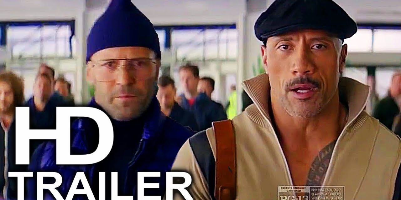 FAST AND FURIOUS 9 Hobbs And Shaw Trailer #4 NEW (2019) Action Movie HD