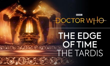 Enter the TARDIS Trailer | The Edge of Time VR | Doctor Who