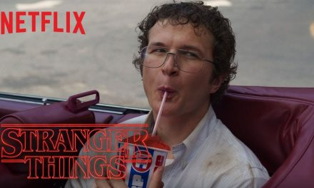 Alexei Living His American Dream | Stranger Things