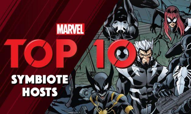 Marvel's Top 10 Symbiote Hosts