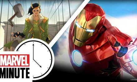 Marvel Props Auction! A Loki Comic! SDCC 2019!   Marvel Minute