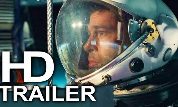AD ASTRA Trailer #2 NEW (2019) Brad Pitt, Tommy Lee Jones Space Adventure Movie HD
