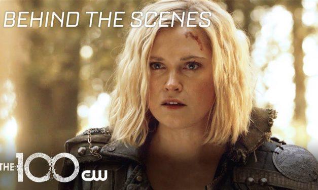 The 100   Inside: Matryoshka   The CW