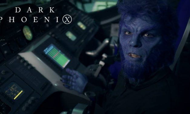 X-Men: Dark Phoenix   How to Fly Your Jet to Space with Beast   20th Century FOX