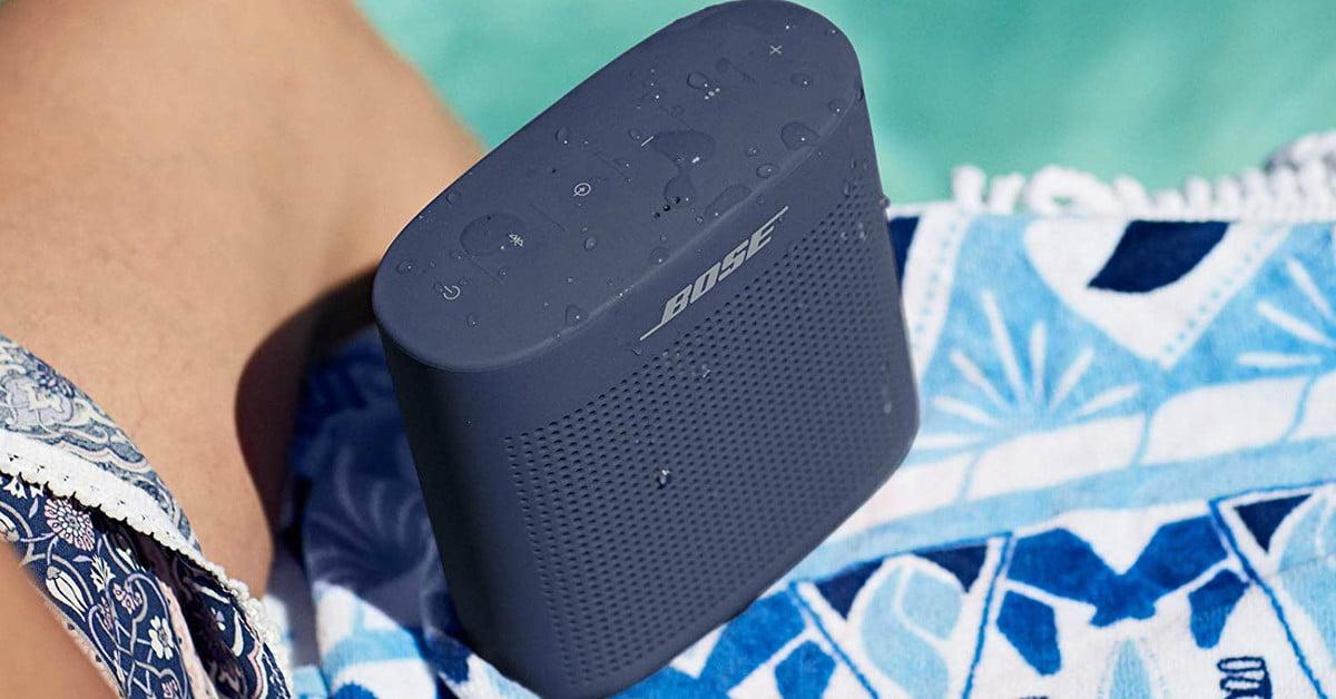 Snag the Bose Soundlink Color II speaker for less than $100 on Prime Day