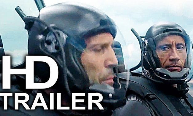 FAST AND FURIOUS 9 Hobbs And Shaw Space Warfare Trailer NEW (2019) Action Movie HD