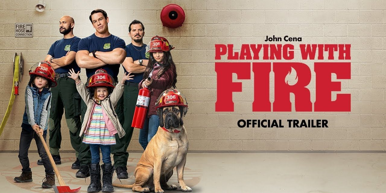 Playing With Fire | Official Trailer | Paramount Pictures UK