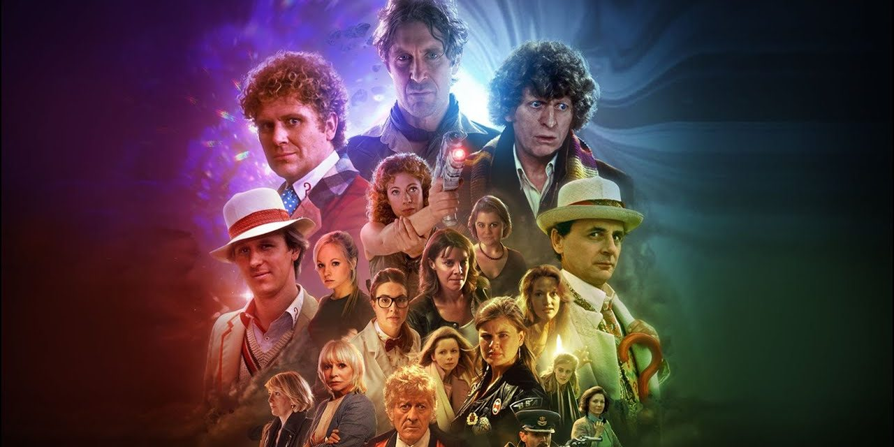 Six Doctors United!   The Legacy of Time Trailer   Doctor Who