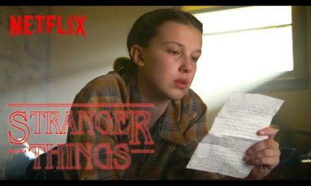 Hopper's Letter | Full Scene From Stranger Things S3 | SPOILERS