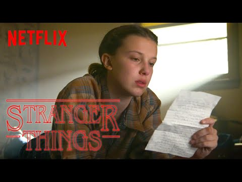 Hopper's Letter | Full Scene From Stranger Things S3 | SPOILERS