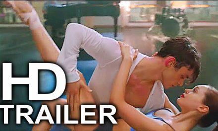 HIGH STRUNG FREE DANCE Trailer #1 NEW (2019) Thomas Doherty Dance Movie HD