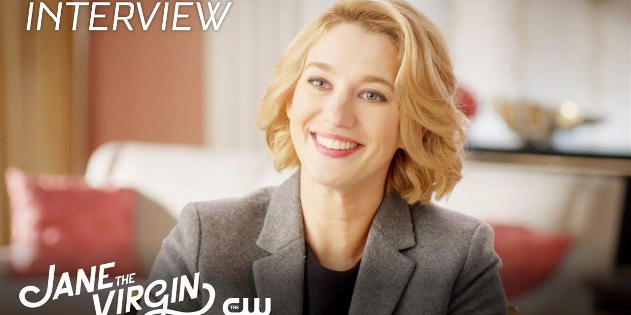 Jane The Virgin   Final Season Reflections: Yael Grobglas   The CW
