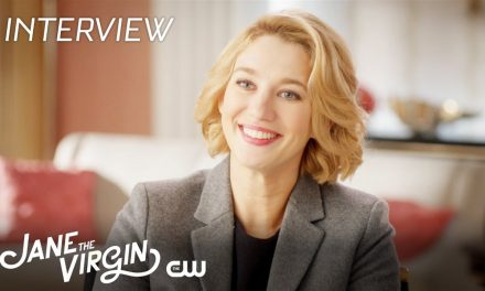 Jane The Virgin | Final Season Reflections: Yael Grobglas | The CW