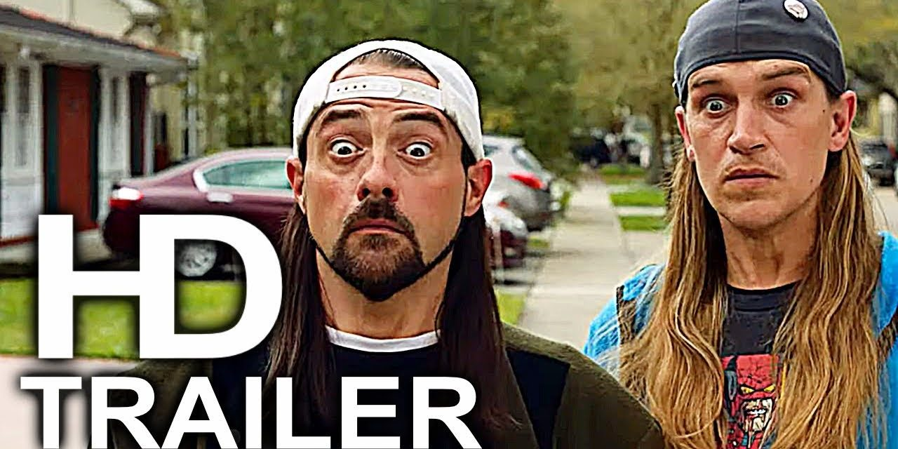 JAY AND SILENT BOB REBOOT Trailer #1 NEW (2019) Kevin Smith, Chris Hemsworth Comedy Movie HD
