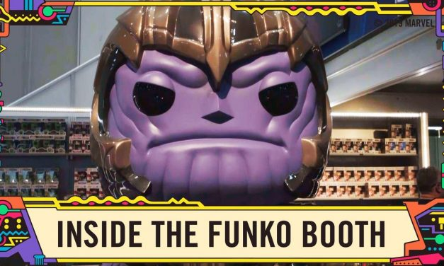 FUNKO shows off their Marvel Exclusives @ SDCC 2019!