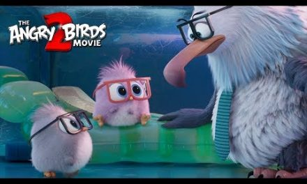 THE ANGRY BIRDS MOVIE 2 – Take Your Hatchlings to Work Day with Eugenio Derbez