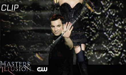 Masters of Illusion   Floating Fire, Quick Hands And One Spidey Scene   The CW