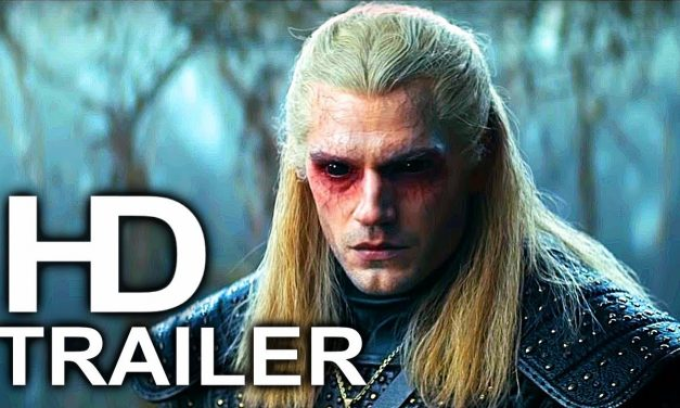 THE WITCHER NETFLIX Trailer #1 NEW (2019) Henry Cavill Series HD