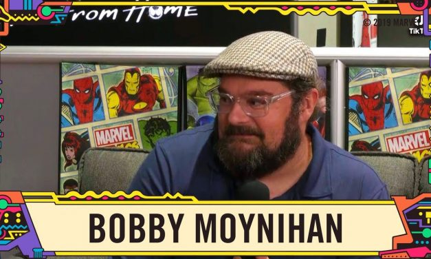 Bobby Moynihan talks Fandom and Collecting at SDCC 2019!