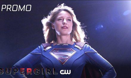 Supergirl Comic-Con®️ 2019 Sizzle | The CW