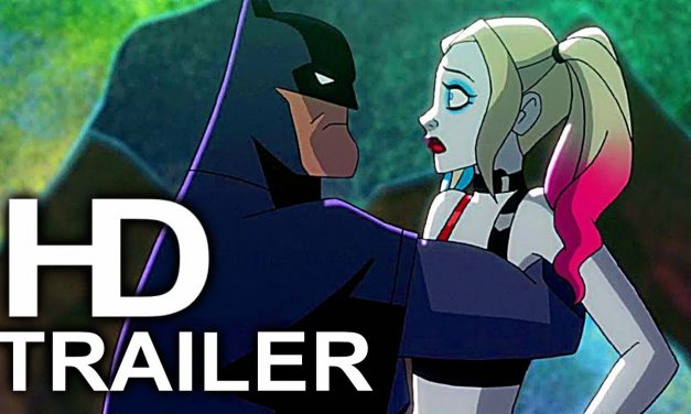 HARLEY QUINN Trailer #1 NEW (2019) DC Superhero Animated Series HD