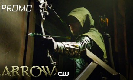 Arrow Comic-Con®️ 2019 Sizzle | The CW