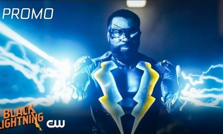Black Lightning Comic-Con®️ 2019 Sizzle | The CW