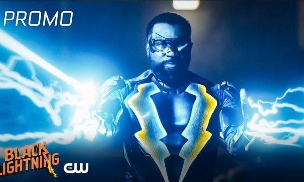 Black Lightning Comic-Con®️ 2019 Sizzle | The CW