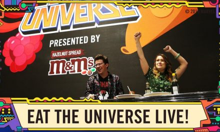 Eat the Universe LIVE with Amber Nash at SDCC 2019!