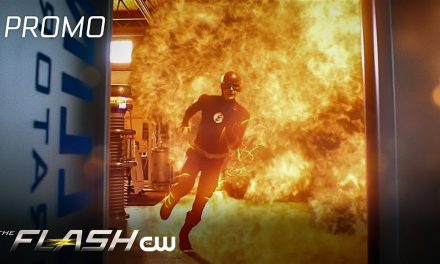 The Flash Comic-Con®️ 2019 Sizzle | The CW