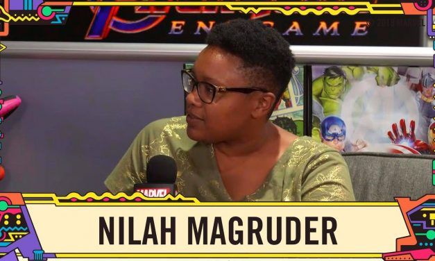 Marvel Rising writer Nilah Magruder LIVE from SDCC 2019!