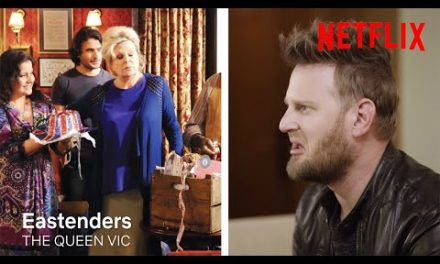 Queer Eye's Bobby Reviews Famous British Homes | Netflix