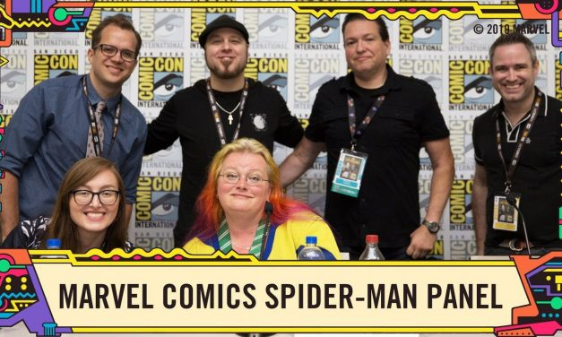 Best Of: Marvel Comics Spider-Man Panel at SDCC 2019