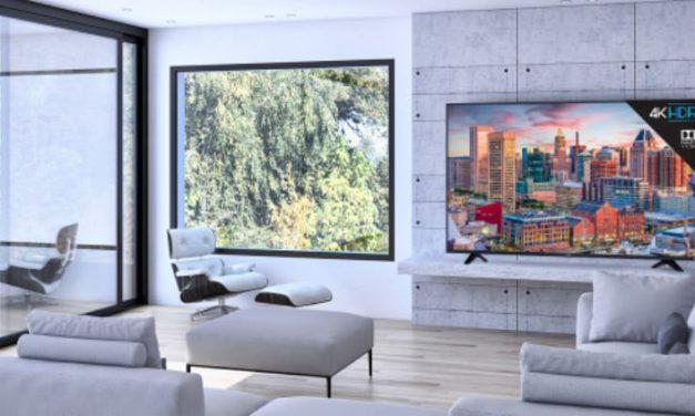 Walmart drops massive $300 discount on a 55-inch TCL 4K TV