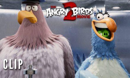 The Angry Birds Movie 2 Clip – Key Card