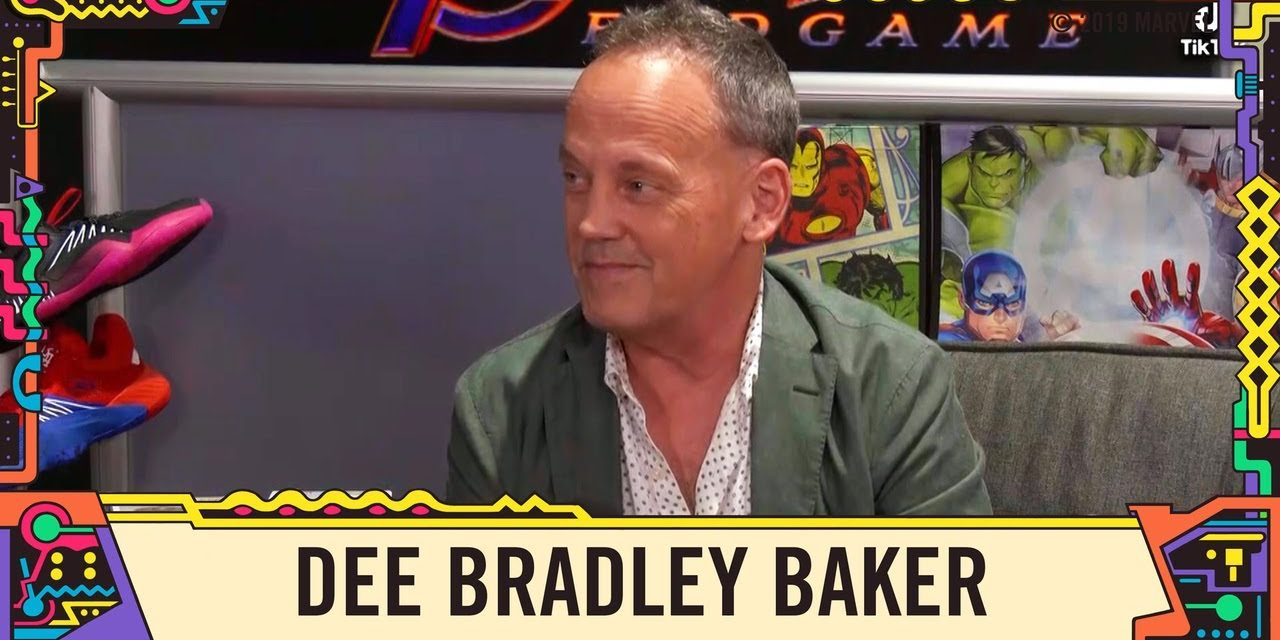 Voice actor Dee Bradley Baker on his illustrious Marvel career at SDCC 2019!