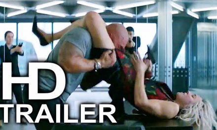 FAST AND FURIOUS 9 Hobbs And Shaw  Trailer #7 NEW (2019) Action Movie HD