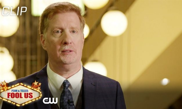 Penn & Teller: Fool Us | Magician Profile: Eric Samuels | The CW