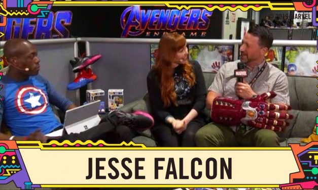 Marvel Toys with Jesse Falcon LIVE from SDCC 2019!
