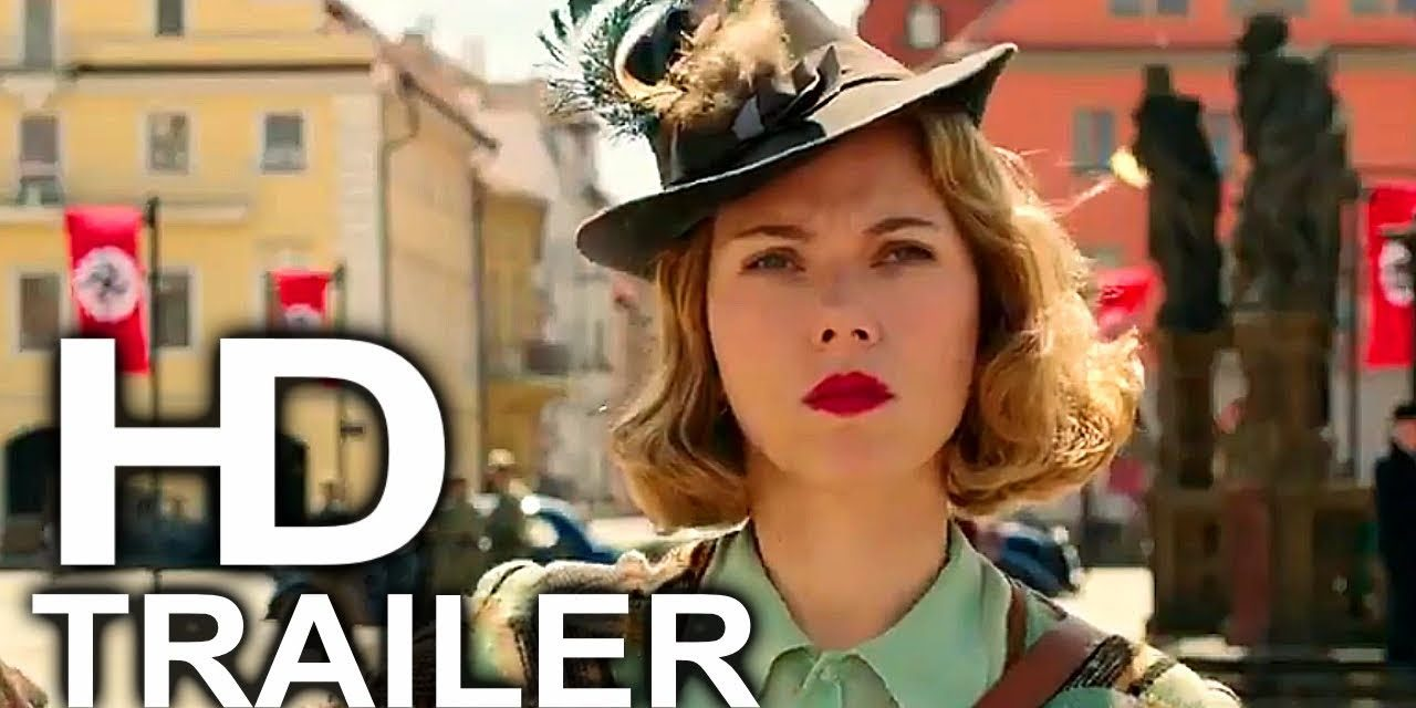 Jojo Rabbit Trailer >> Jojo Rabbit Trailer 1 New 2019 Scarlett Johansson Taika