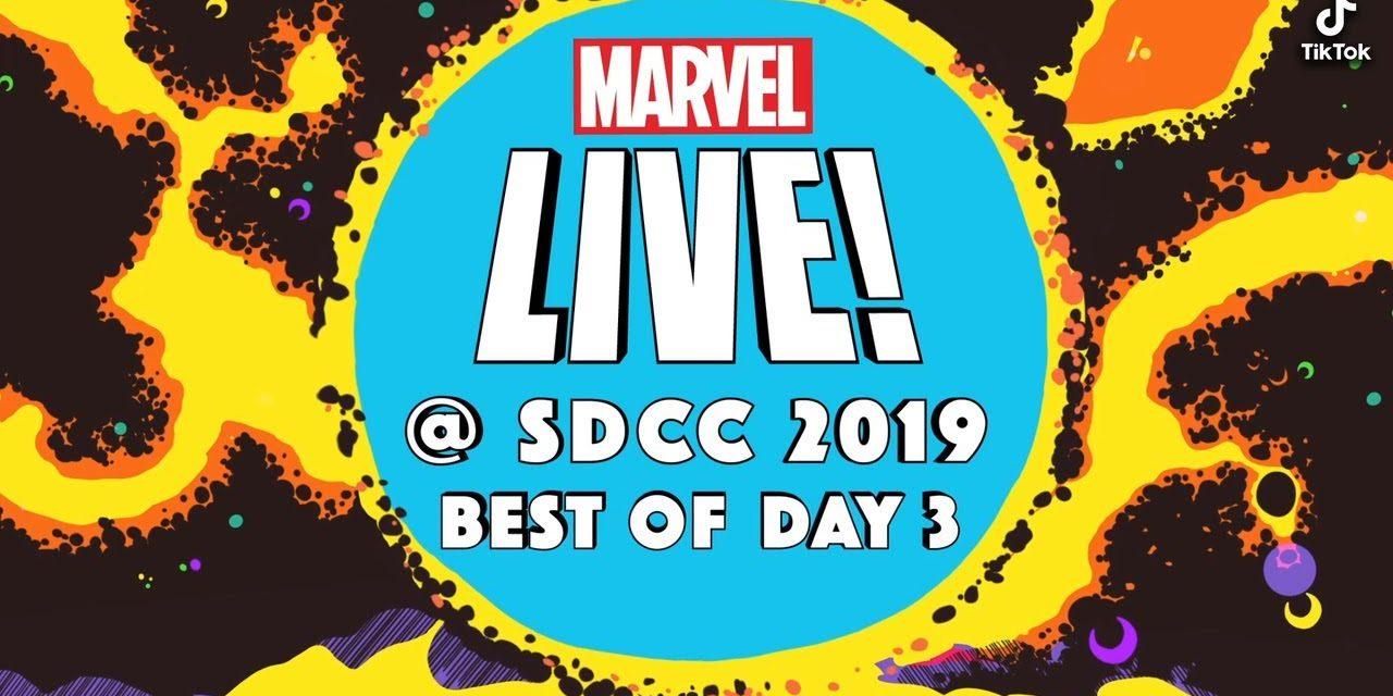 Best of Marvel @ SDCC 2019! | Day 3