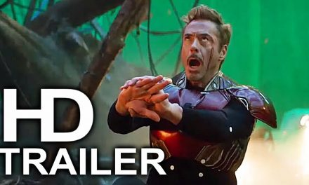 AVENGERS 4 ENDGAME Gag Reel Funny Bloopers Behind The Scenes + Trailer (2019) Superhero Movie HD