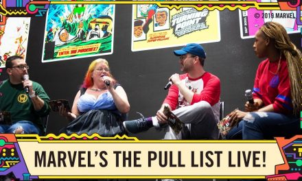 Marvel's Pull List LIVE at SDCC 2019!
