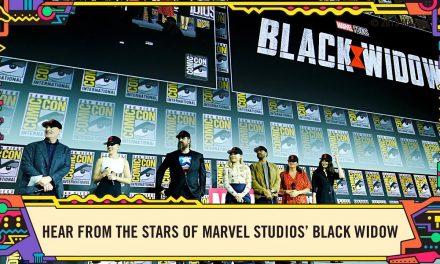 Marvel Studios' Black Widow | Meet the Cast