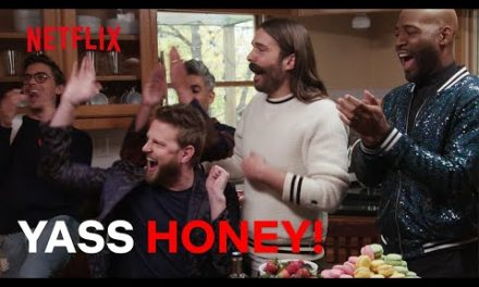 The Queer Eye Fab Five Doing The Absolute Most in S4   Netflix