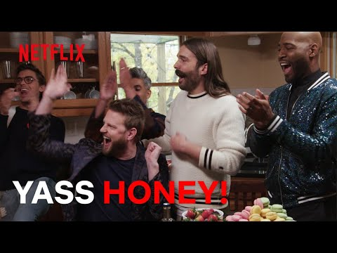 The Queer Eye Fab Five Doing The Absolute Most in S4 | Netflix
