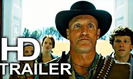 ZOMBIELAND 2 Trailer #1 NEW (2019) Bill Murray, Woody Harrelson Zombies Movie HD