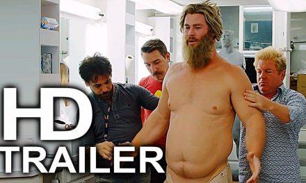 AVENGERS 4 ENDGAME Fat Thor Gag Reel Funny Bloopers + Trailer (2019) Superhero Movie HD