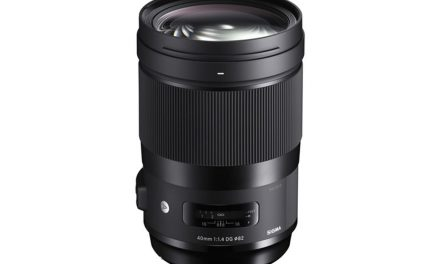 Sigma 40mm F1.4 Art lens review