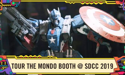 Mondo's exclusive Marvel posters, figures and more @ SDCC 2019!